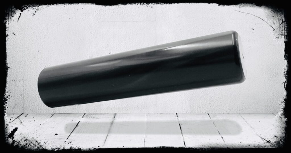 Black Pearl Cast Acrylic Rod