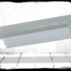 Clear Transparent cast acrylic rod