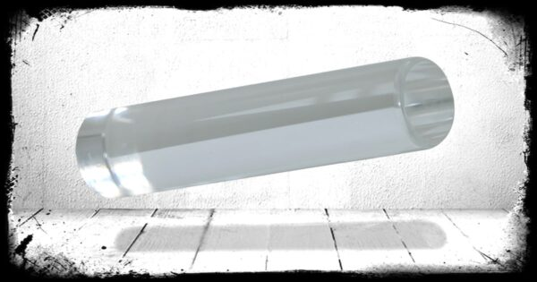 Clear Transparent cast acrylic rod