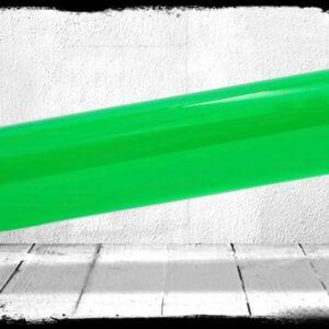 Crystal Green Transparent cast acrylic rod