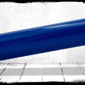 Royal Blue Solid Cast Acrylic Rod
