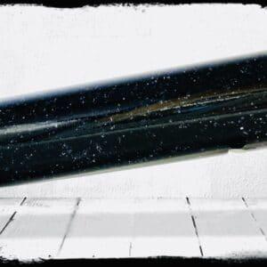 Black Bassboat - specialty cast acrylic rod